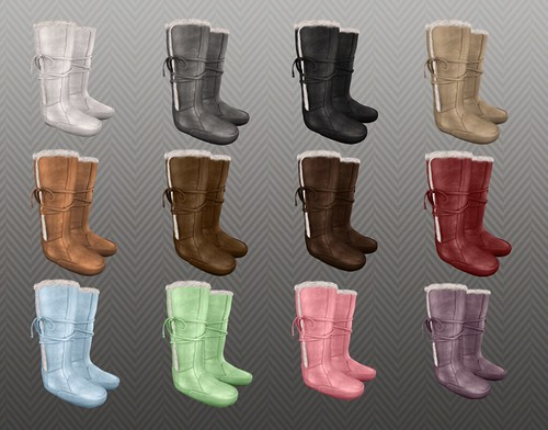 Reek - Autumn Boots - Color Options