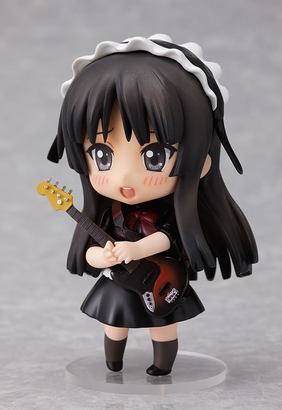 Nendoroid K-ON! Mio and Ritsu Live Stage Set 02