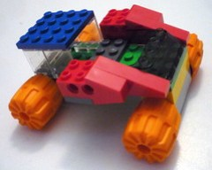 Lego Quest car