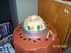 mmmm, cake.