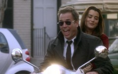 Di Nozzo and Ziva in Paris