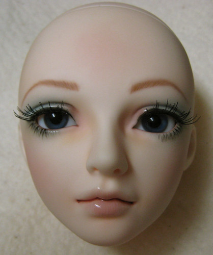 second faceup