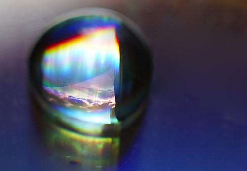 Test CD Water Drop Macro