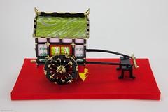 Japanese Cart side