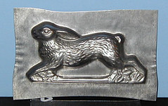 running hare mold