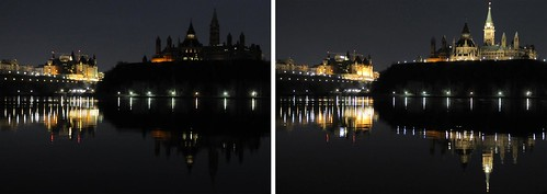 Canadian Parliament and Chateau