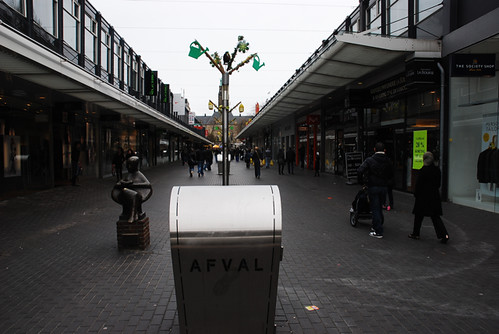 Shopping Area, Rotterdam