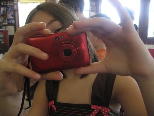 Retro Roadgirl - Girl Photographer