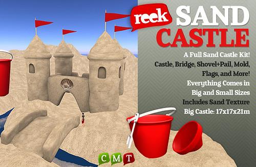 Reek - Sand Castle