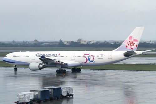 China Airlines A330-300(B-18312)
