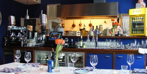 De Open Keuken van restaurant De Jonge De Jong