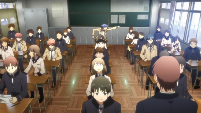Angel Beats! Episode05 - 12