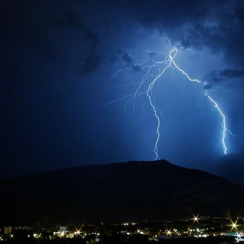 Une selection de photos d'orage