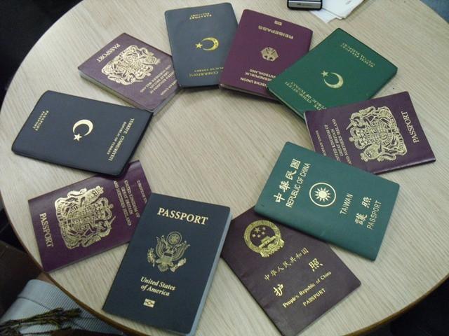 44 passports