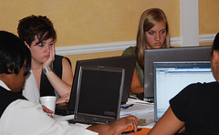 Workforce Development Professionals Learn Micr...