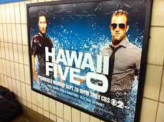 This new Hawaii Five-O should be Miles and Saw...
