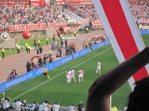 River Plate 3 - 2 Independiente