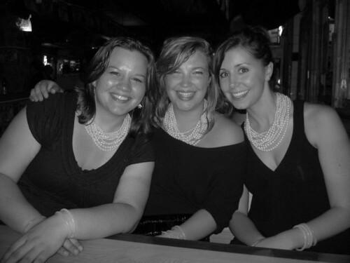 Classy Ladies in Pearls