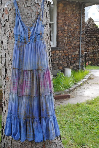 Dress Dyeing