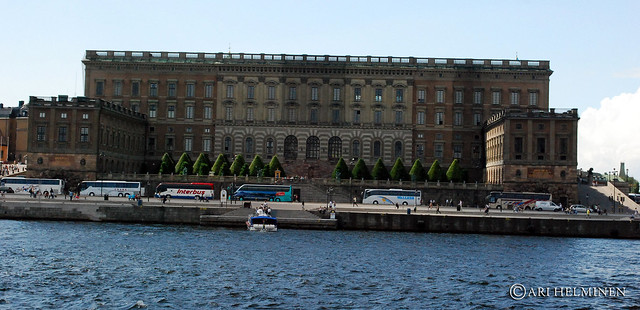 The Royal Palace of Sweden