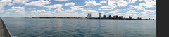 Lakefront Outside of GM HQ