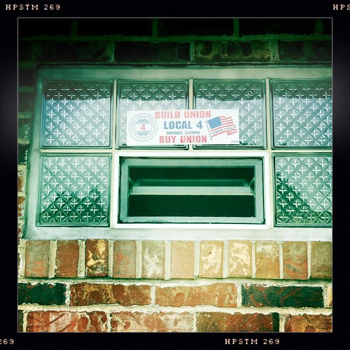 Build Union - Local Four