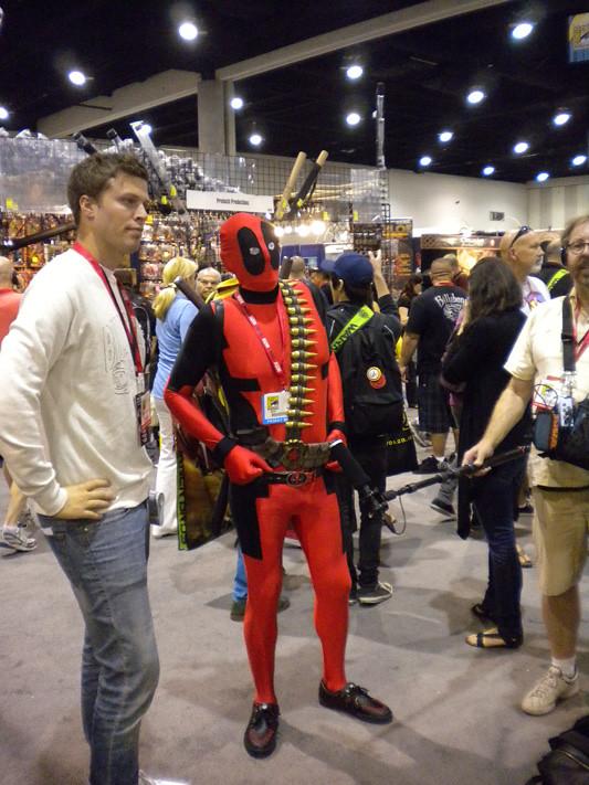 Comic Con 2010 San Diego