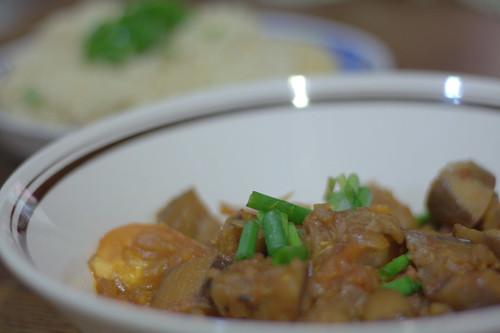 Tomyam酱炒矮瓜