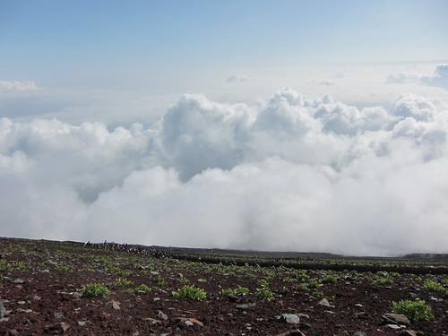 Mt. Fuji 2010