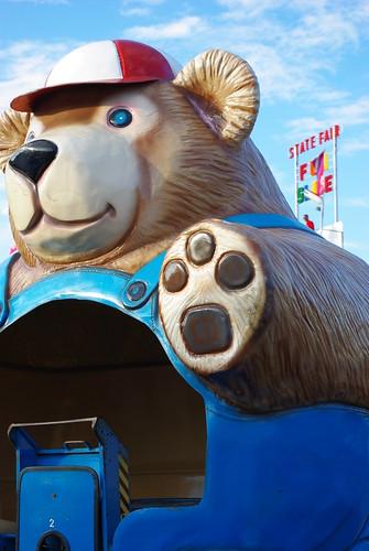 Fun Slide Bear