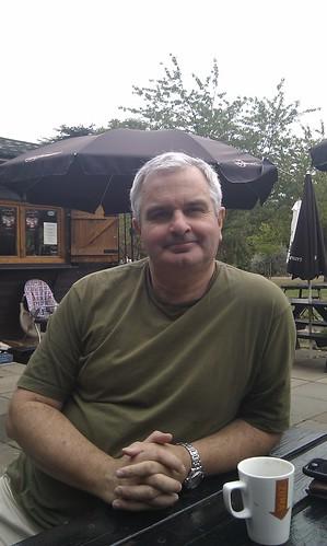 Rod Sloane in Walpole Park