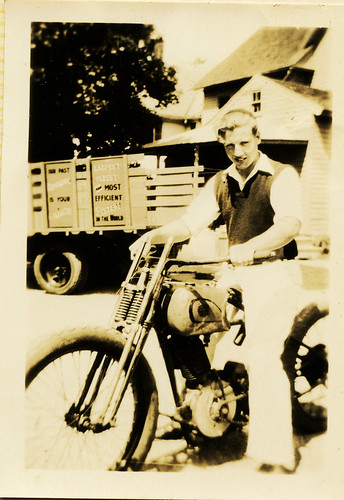 Allen Motorcycle