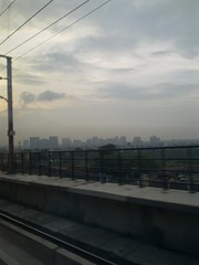 Gurgaon Skyline