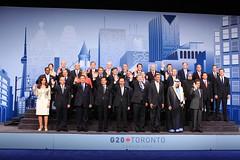 Foto Oficial de Líderes del G-20