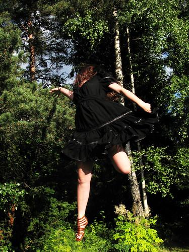 summer dress - jump