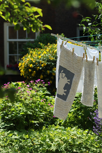Laundry in the Hofje