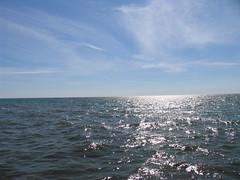 sunlight clouds beauty water horizon awe breat...
