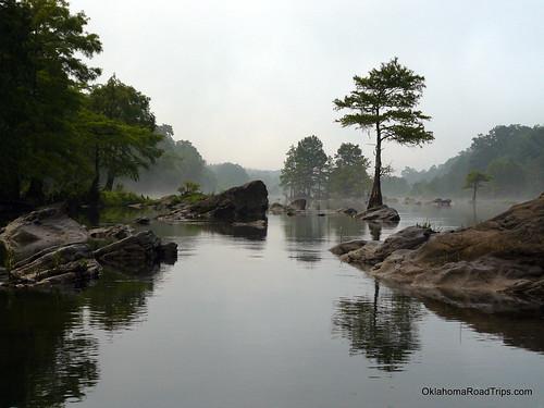 Rock Garden On The River