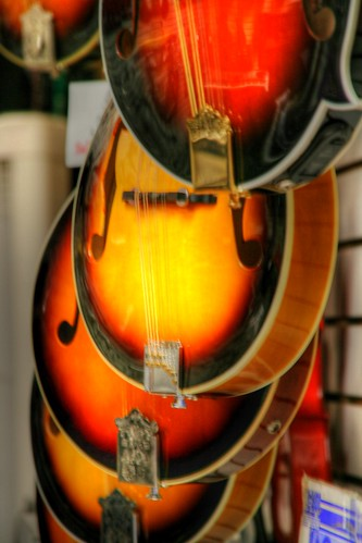 Sweet Mandolin