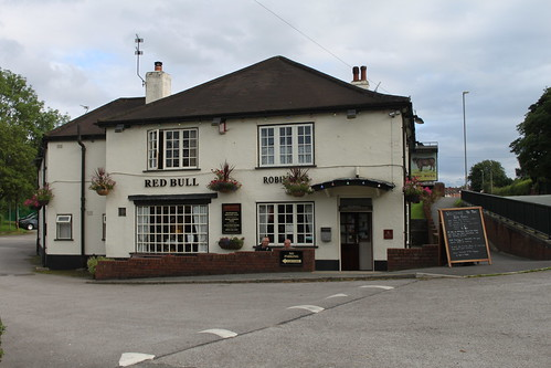 The Red Bull hotel Kidsgrove