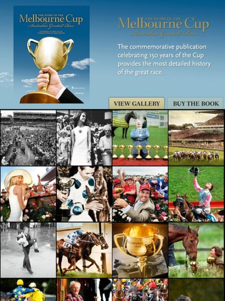 The Story of the Melbourne Cup