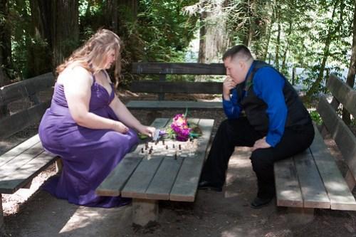 Marital Chess!