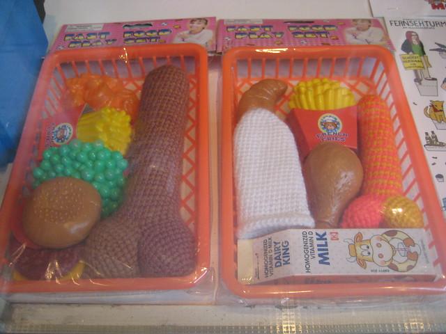 fast knit food