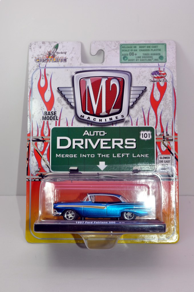 m2 drivers 1957 ford fairlane 500  (1)