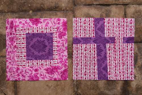Blocks for Rosemarie