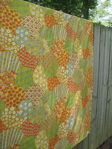Retro curtain curb rescue
