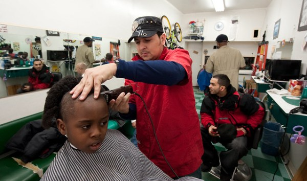 Ismael Barber Shop: Mott Haven Bronx