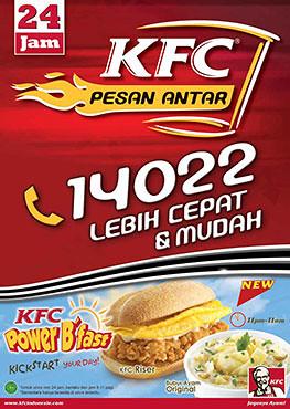 Delivery Order KFC