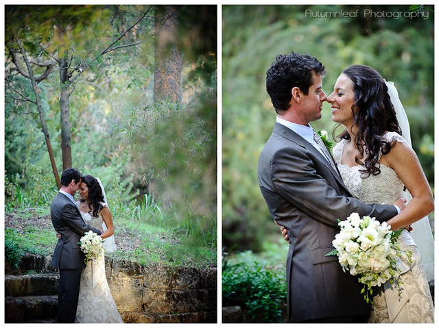 Amanda and Kieran's Wedding - Suken Garden