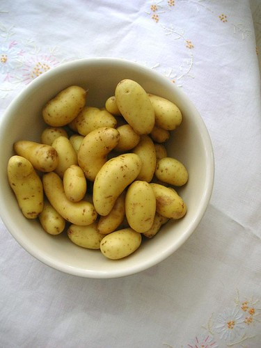 Salt & Vinegar Potatoes
